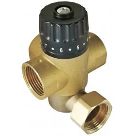 Клапан термостатичний